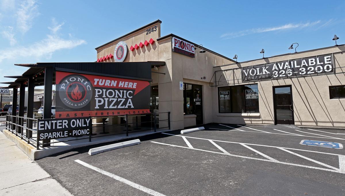 Pionic Pizza closed