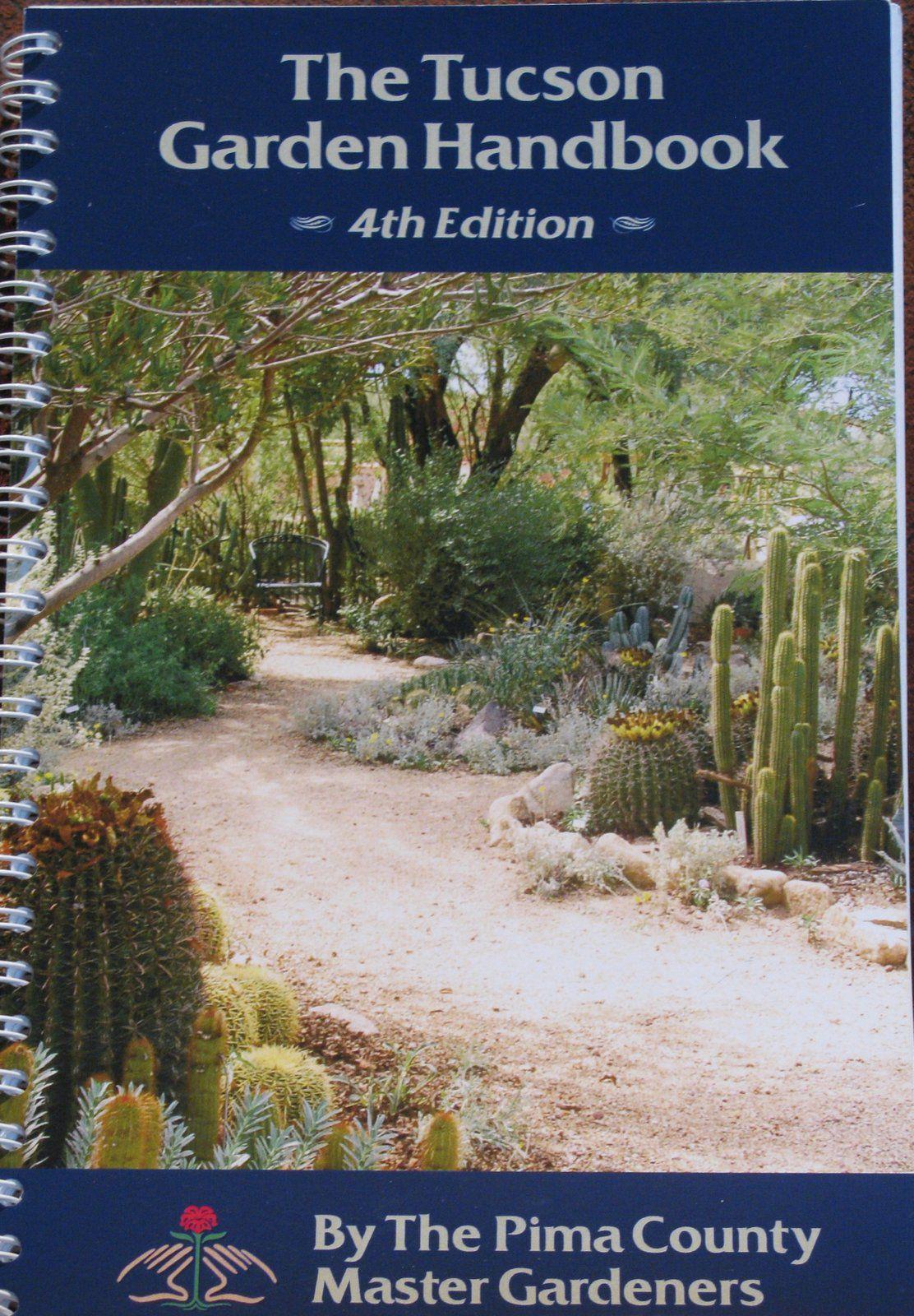 """""""The Tucson Garden Handbook"""""""