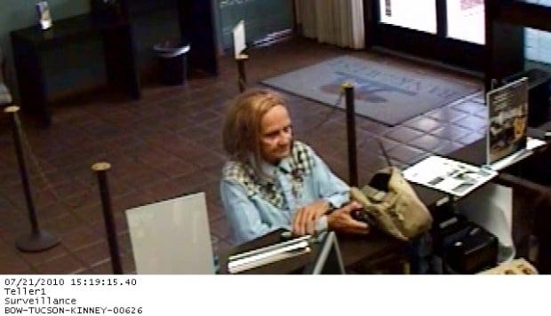Tucson bank robbers