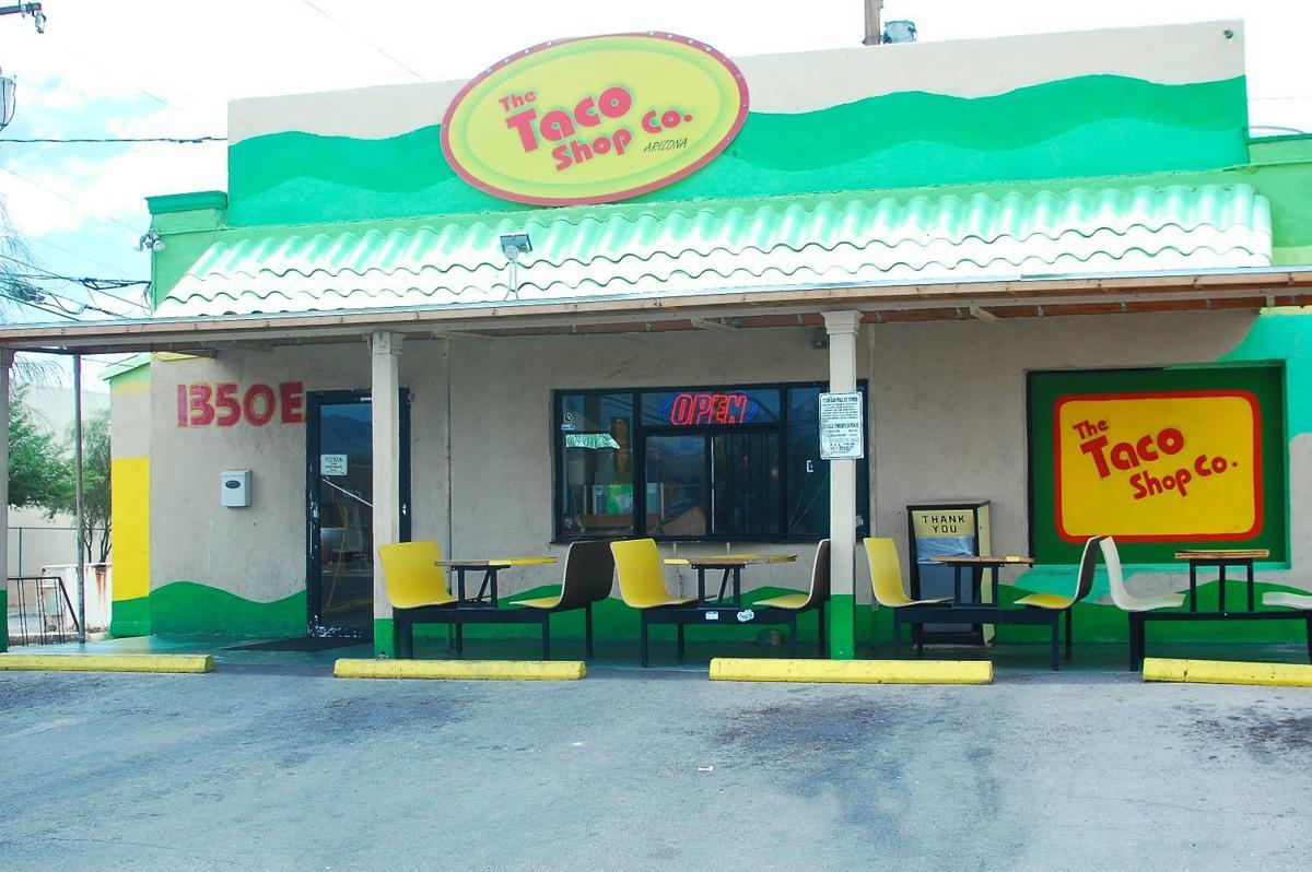 The Taco Shop Co. — 1350 E. Broadway