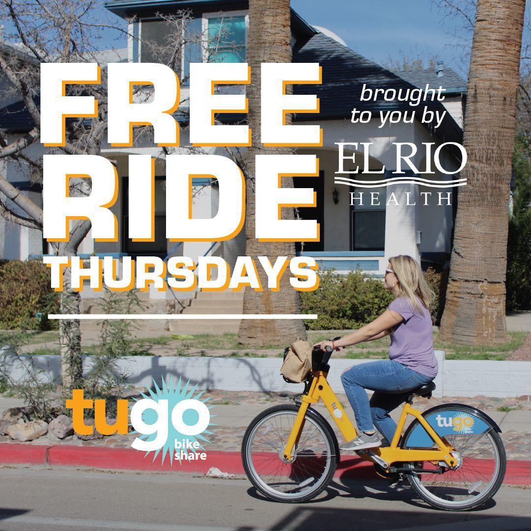 Tugo sponsored free ride Thursdays_Sponsored