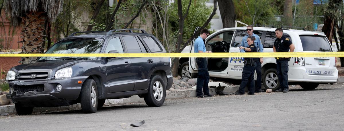 Carjackings in Tucson