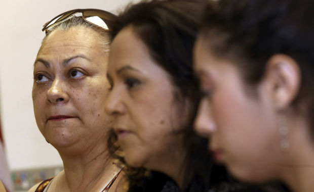 Family warns about domestic violence