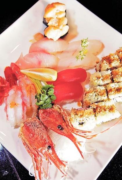fresh fish tops sushi garden menu - Sushi Garden Tucson