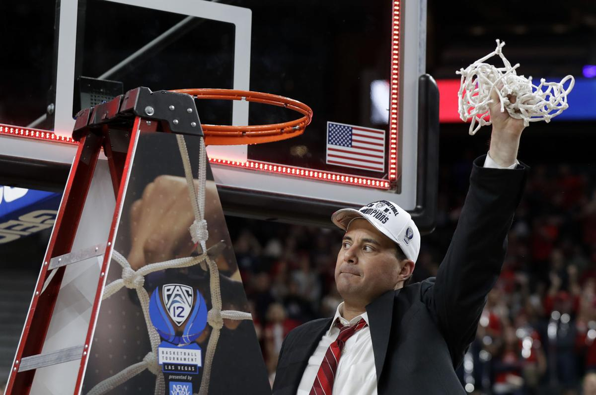 Pac-12 extends men's and women's basketball tournaments in Las Vegas through 2021-22