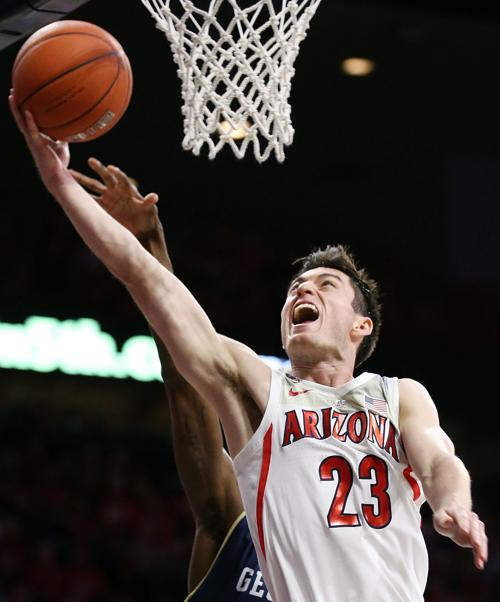 Arizona Wildcats vs. Georgia Southern Eagles college basketball
