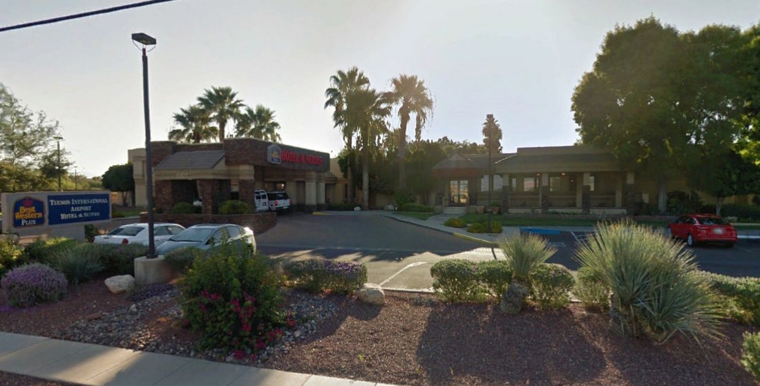 Best Western, 6801 S. Tucson Blvd.
