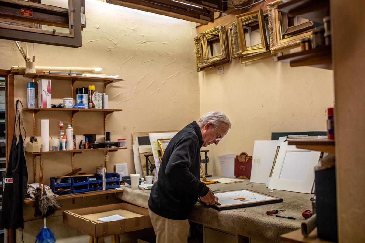 Wayne Kielsmeier, Covington Gallery