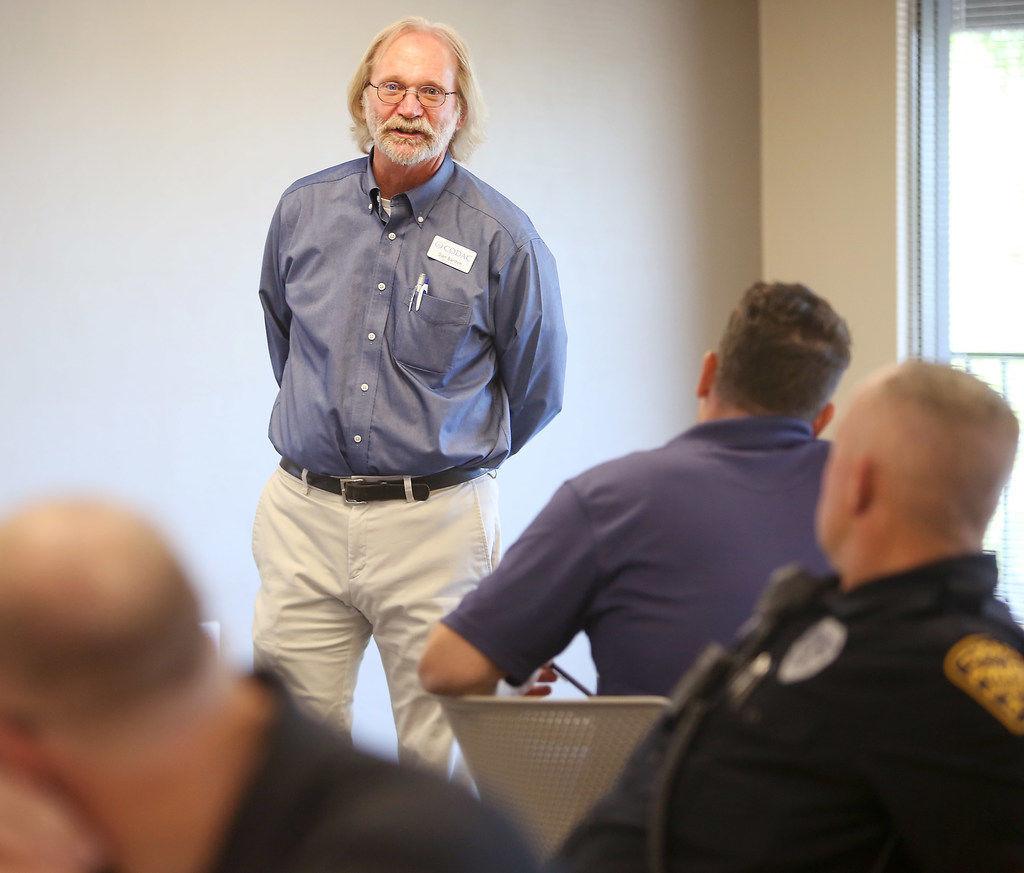 Opioid deflection training