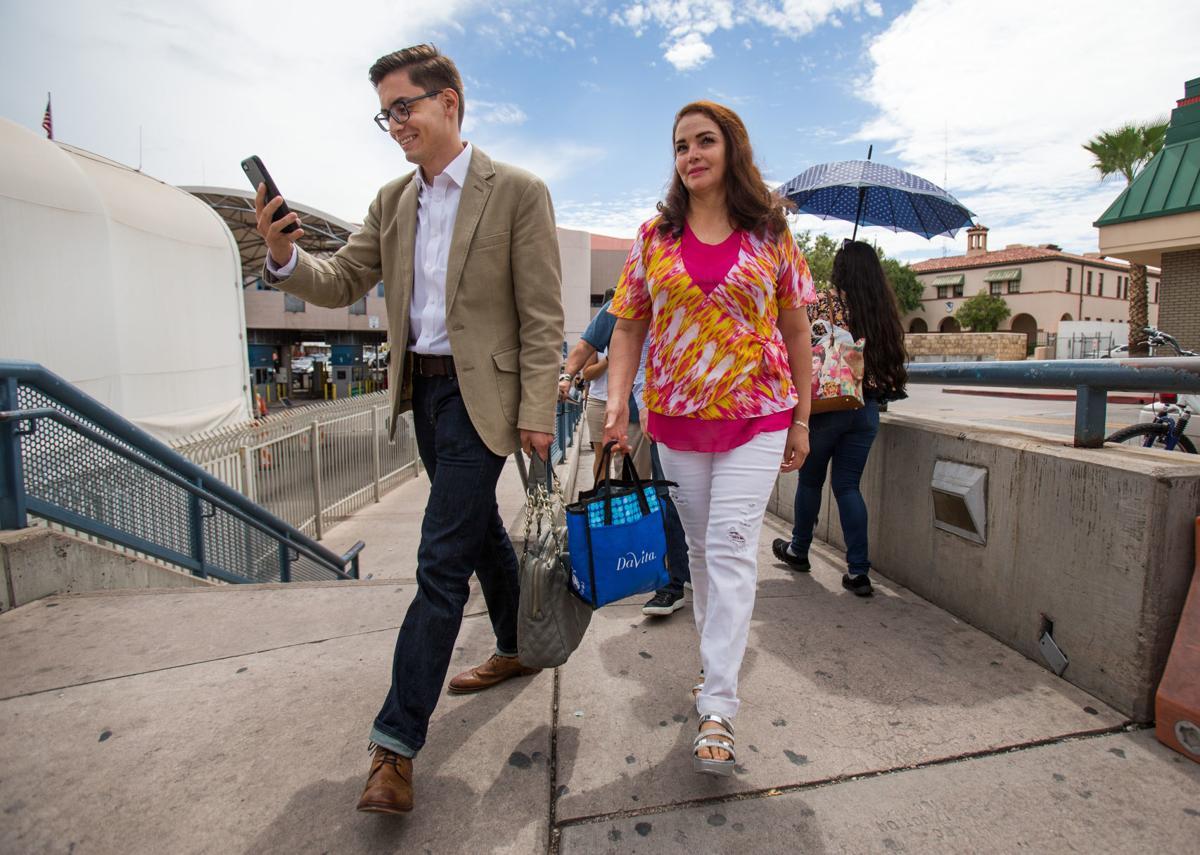 Gloria de la Rosa is granted humanitarian parole