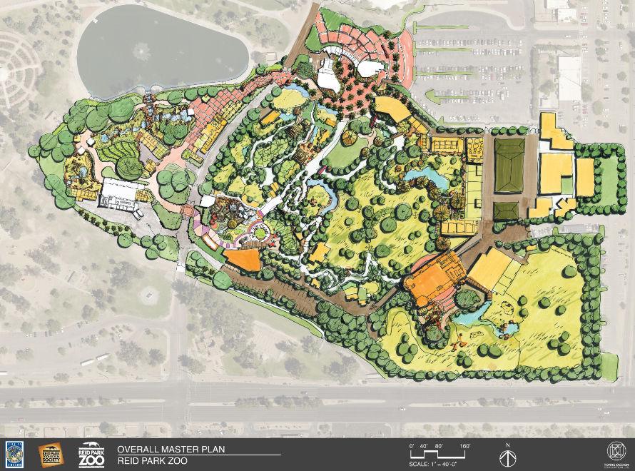 Reid Park Zoo expansion