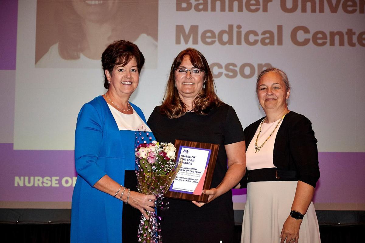 Susan Bohnenkamp, Banner University Medical Center-Tucson