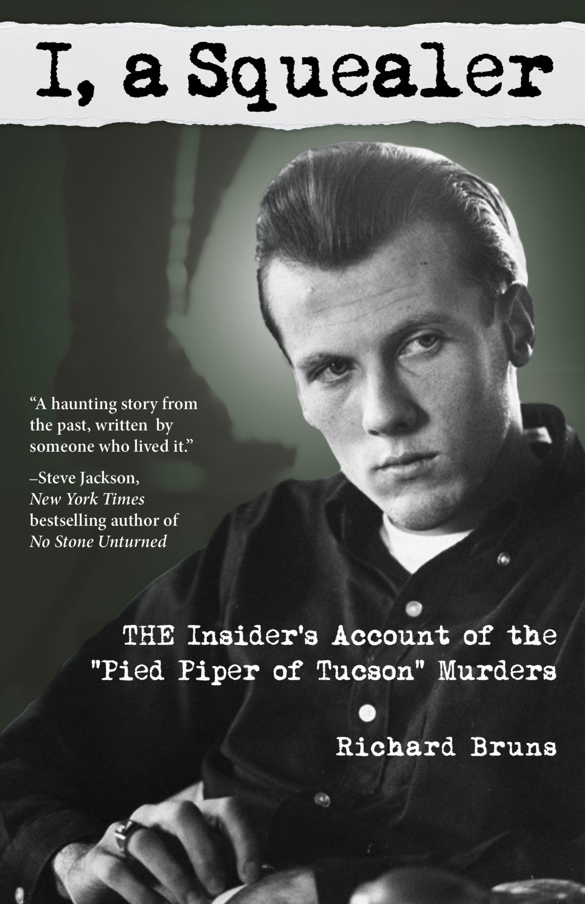 Author sets the record straight, telling the story of a murderer
