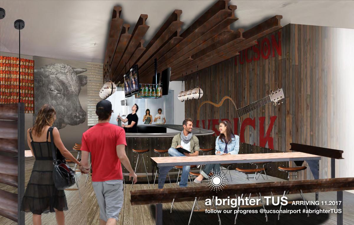 New vendors, restaurants at TIA