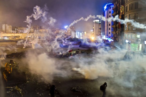 Turkish riots show no sign of abating; PM looks shaky