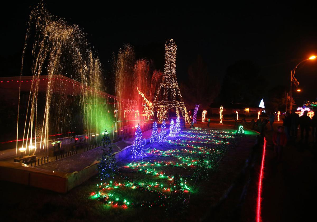 2016 Winterhaven Festival of Lights