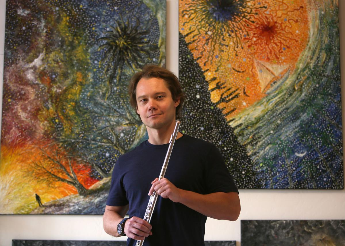 Bach Society shines spotlight on TSO flutist Lipay
