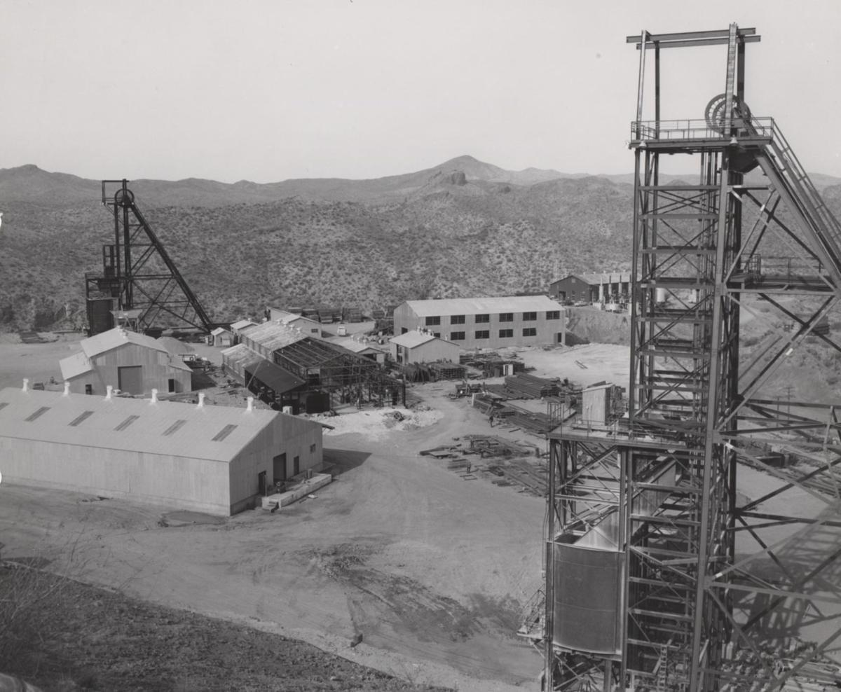 Mine Tales: San Manuel Mine