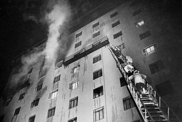 Cause unclear in '70 hotel fire, new probe finds