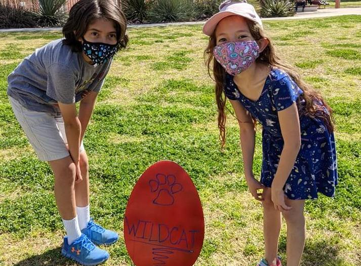 Tucson Parks and Rec Eggstravaganza