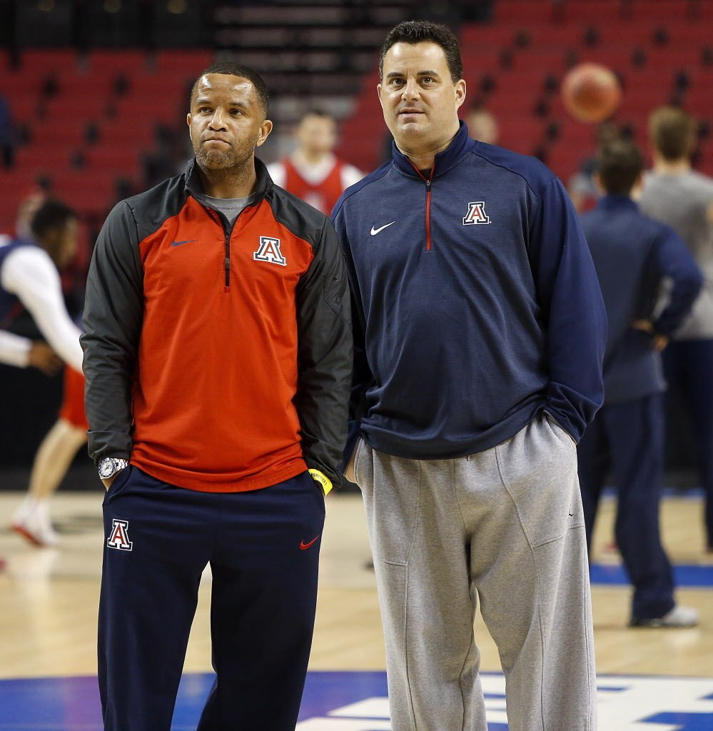 Arizona basketball Stoudamire goes back to Memphis