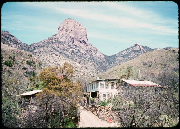 Baboquivari Peak from Riggs Ranch