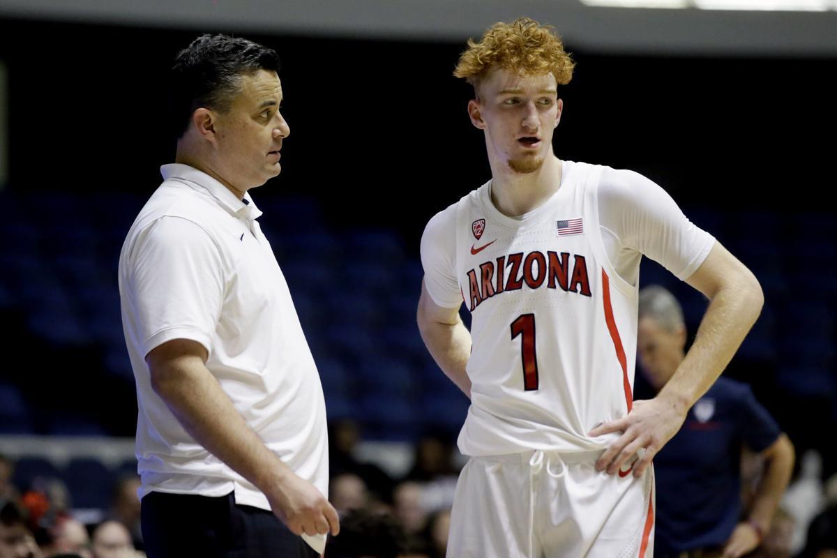 Penn Arizona Basketball