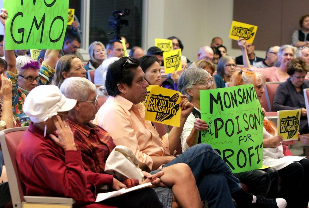 Monsanto hearing