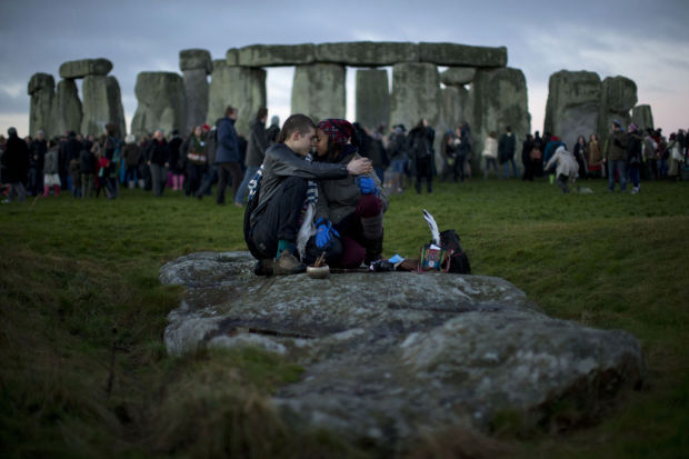 Stonehenge theorized as a graveyard for the elite