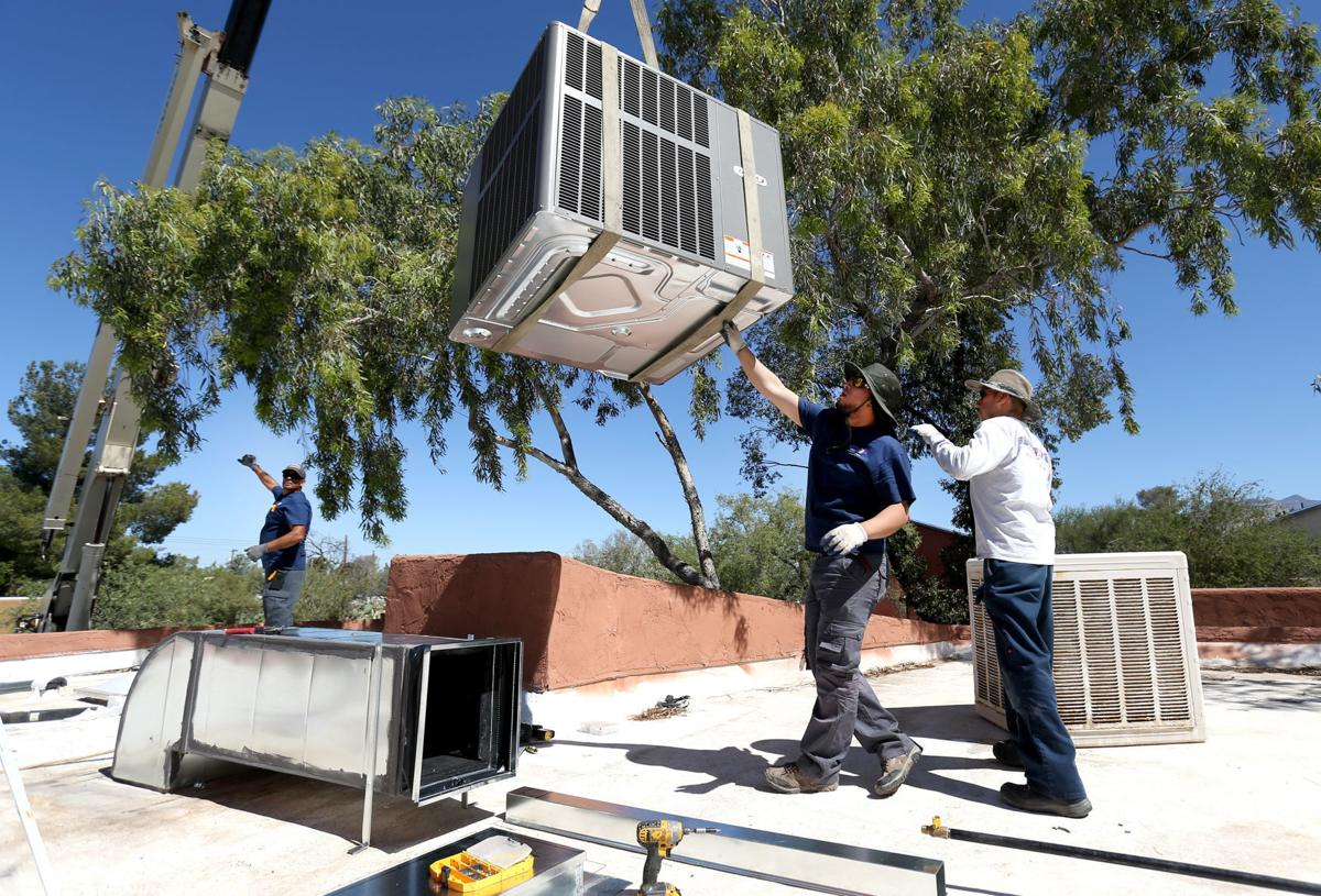 Tucson housing rentals
