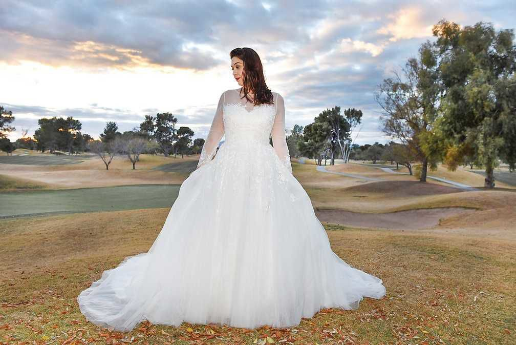 87059e6148 This new-to-Tucson designer is creating beautiful wedding gowns for curvy  women | tucson life | tucson.com