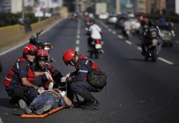 VENEZUELA-MOTOCICLETAS