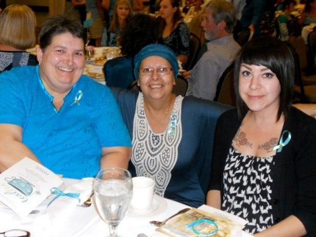 Sept. is Ovarian Cancer Awareness Month