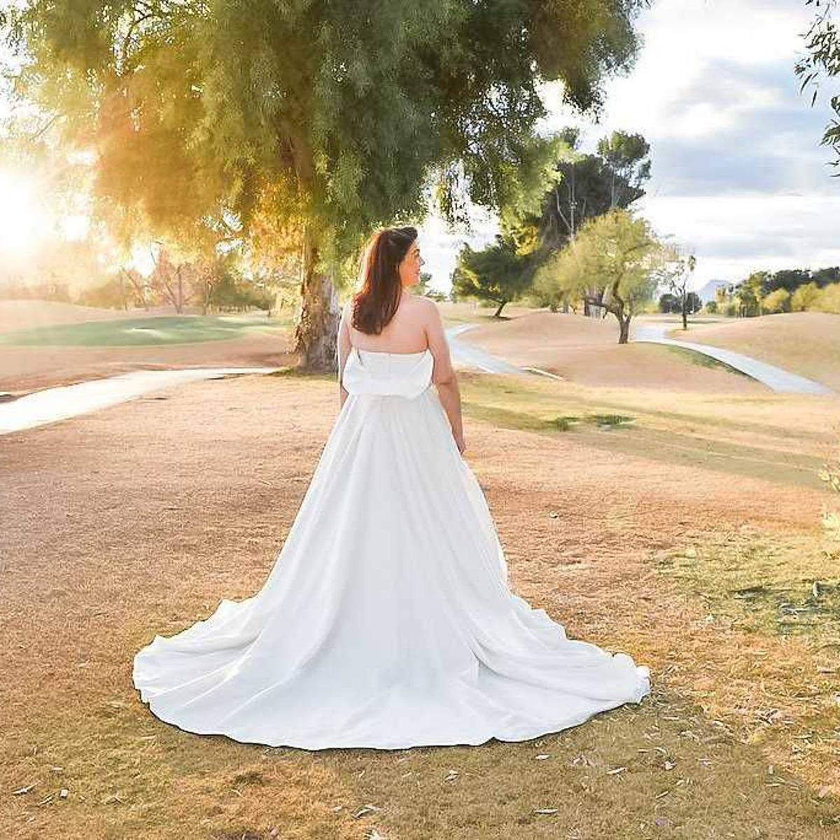 This New To Tucson Designer Is Creating Beautiful Wedding Gowns