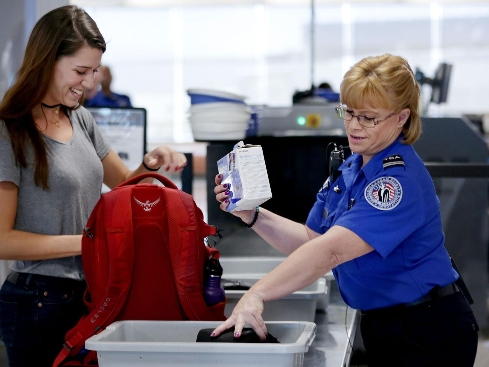 Tucson airport rolls out new screening rules on electronics | Business News  | tucson.com