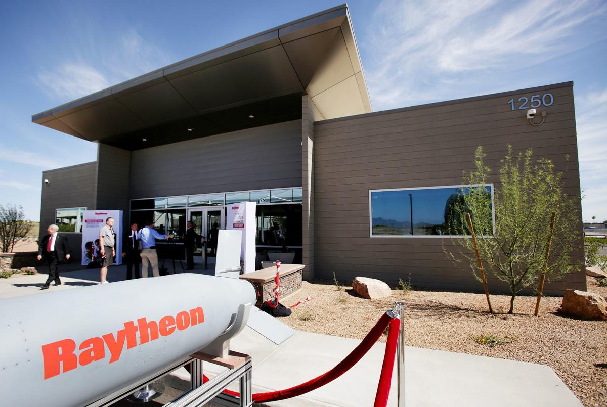 Raytheon Missile Systems expansion