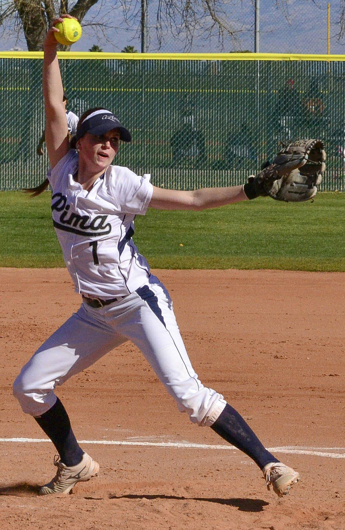 Pima Community College softball