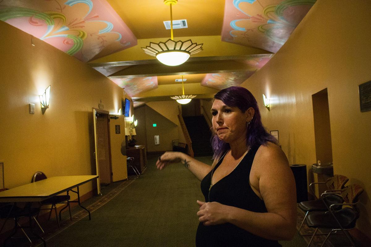 Fox Theatre ghost tour