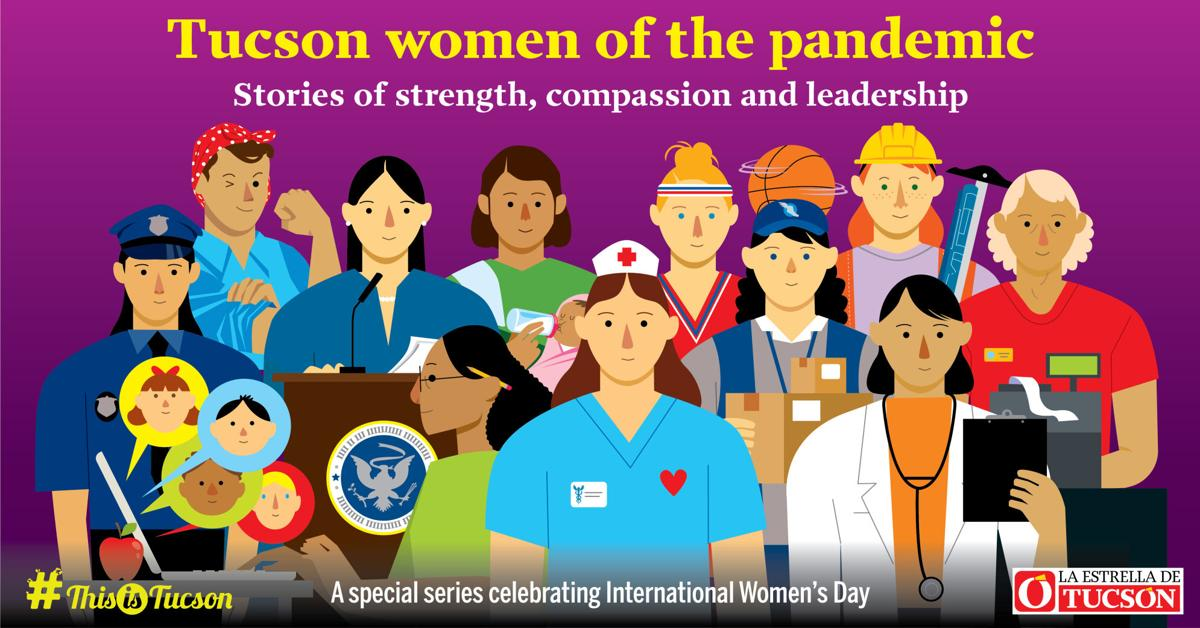 Tucson women of the pandemic