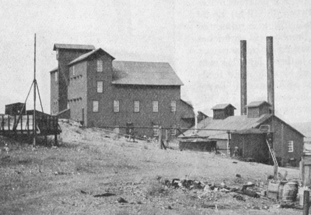 40-Stamp Mill