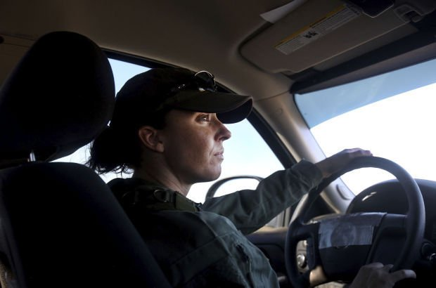 Border Patrol recruitment push seeks women | News | tucson.com
