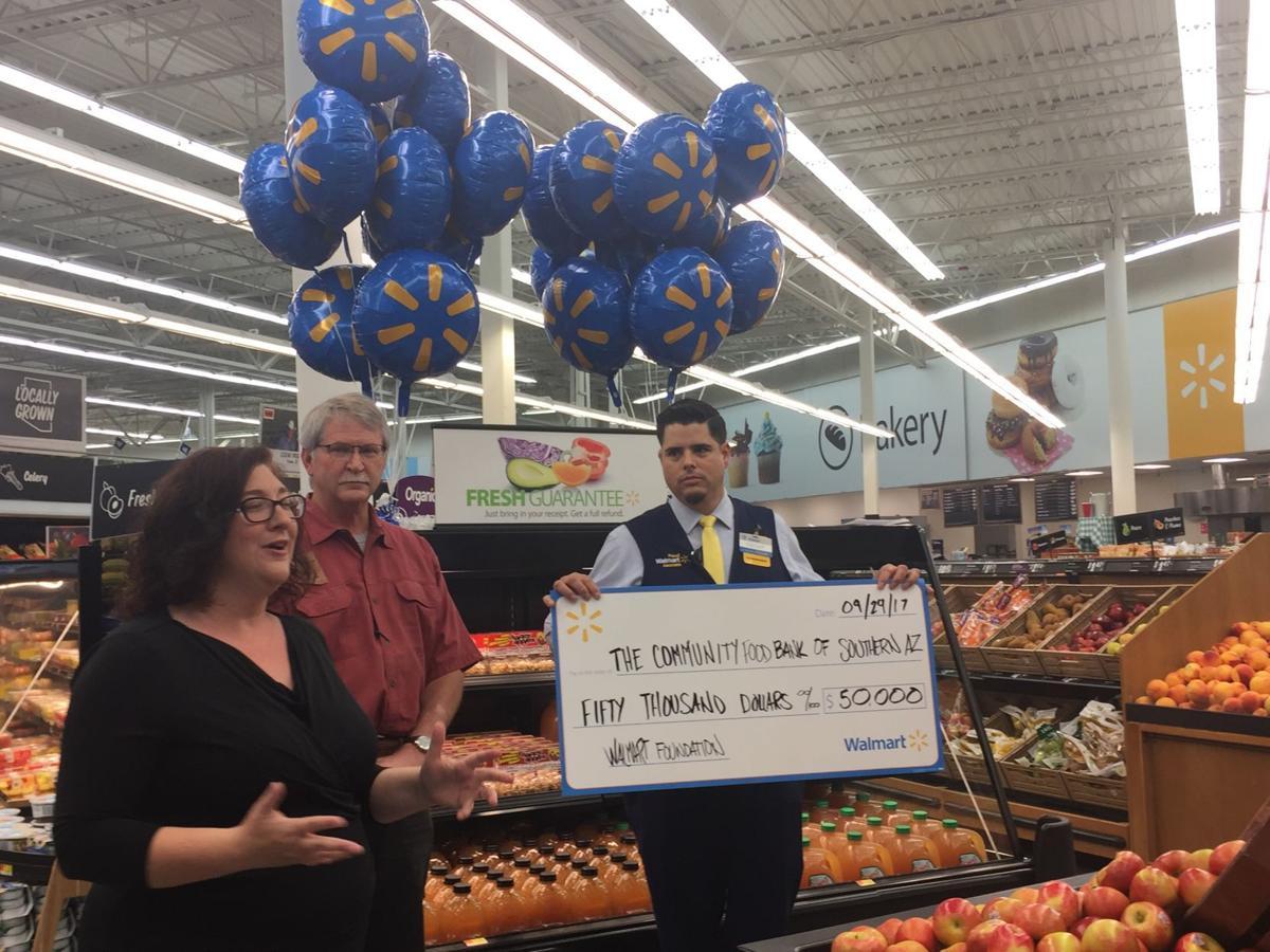 Walmart check