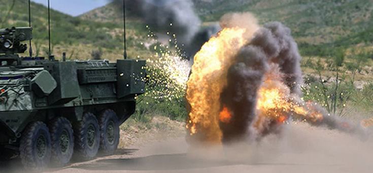 Raytheon Active Protection System