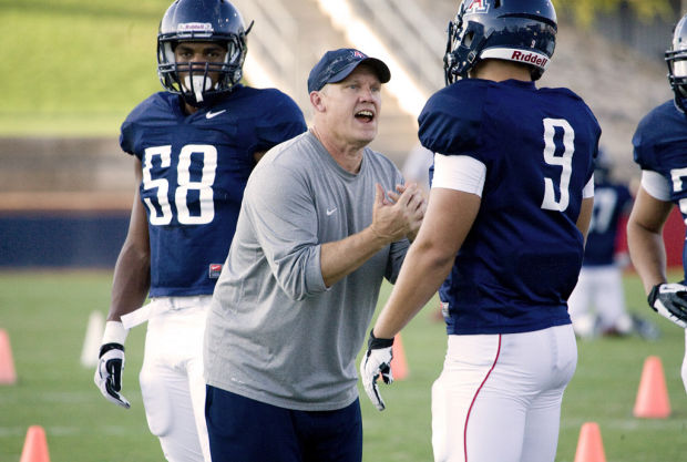 Arizona football: Casteel ready for defense to roar in '13