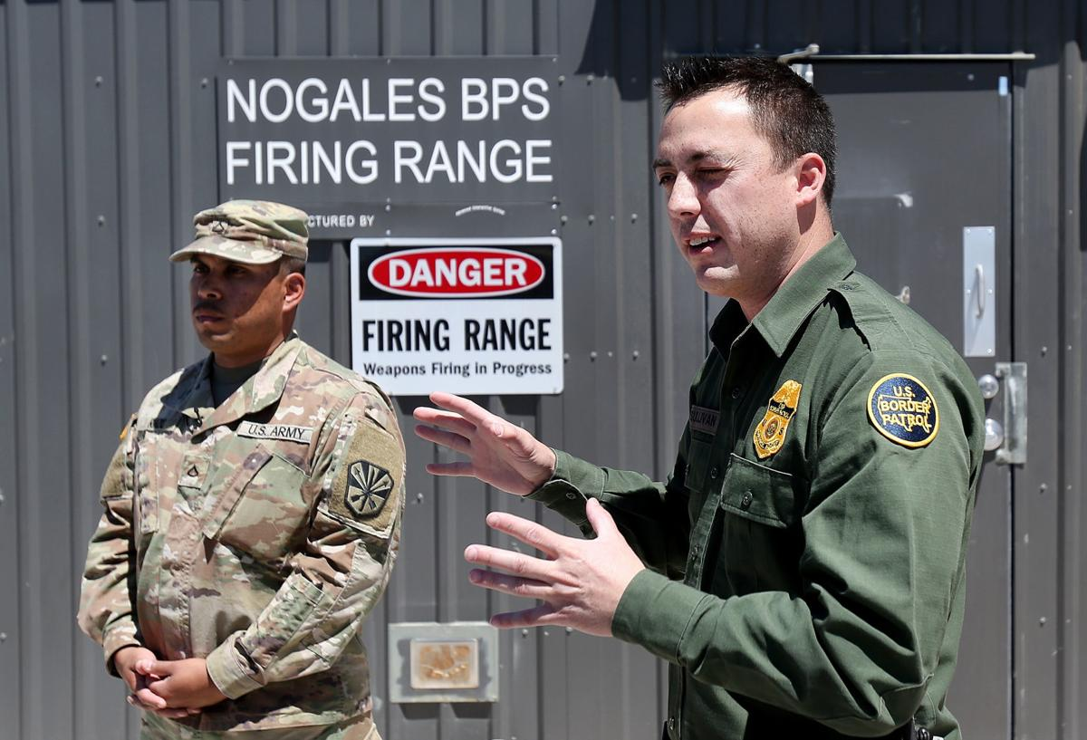 Arizona National Guard's deployment allows for more border agents to