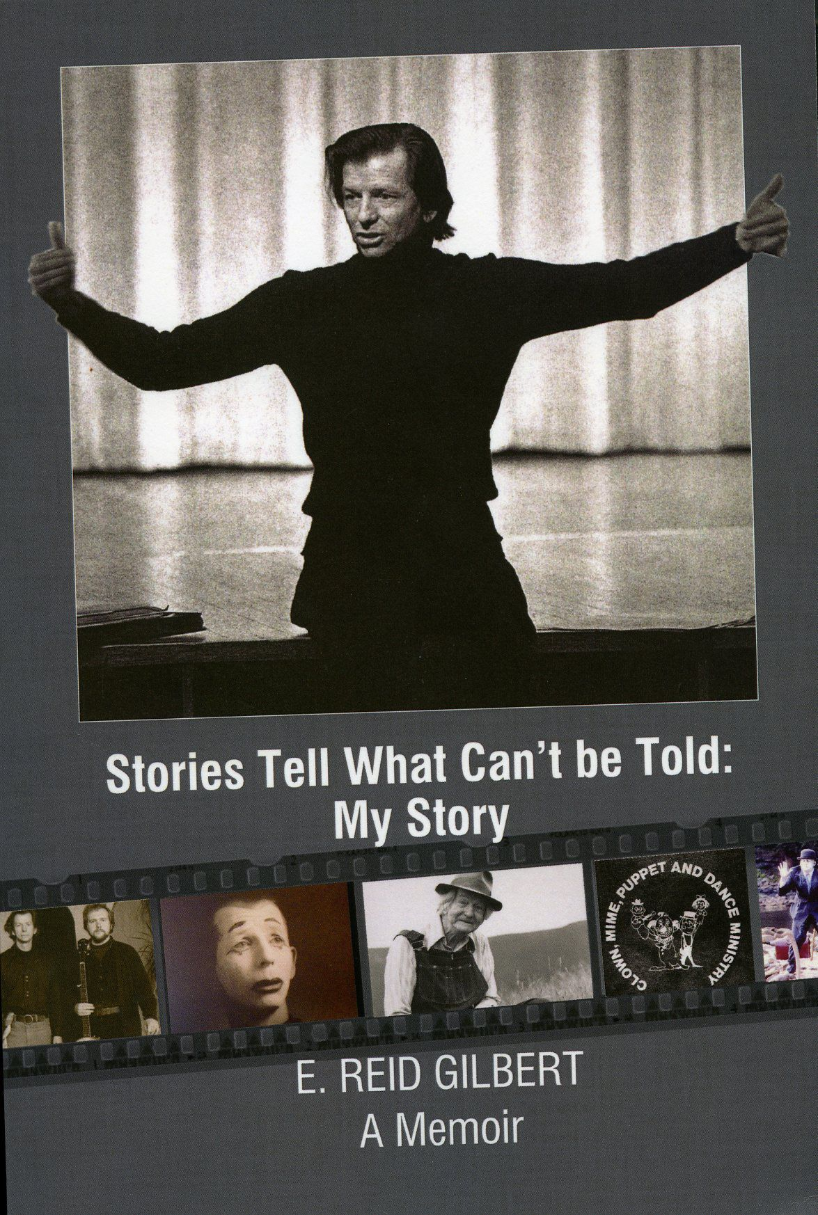 Stories Tell What Can't Be Told: My Story
