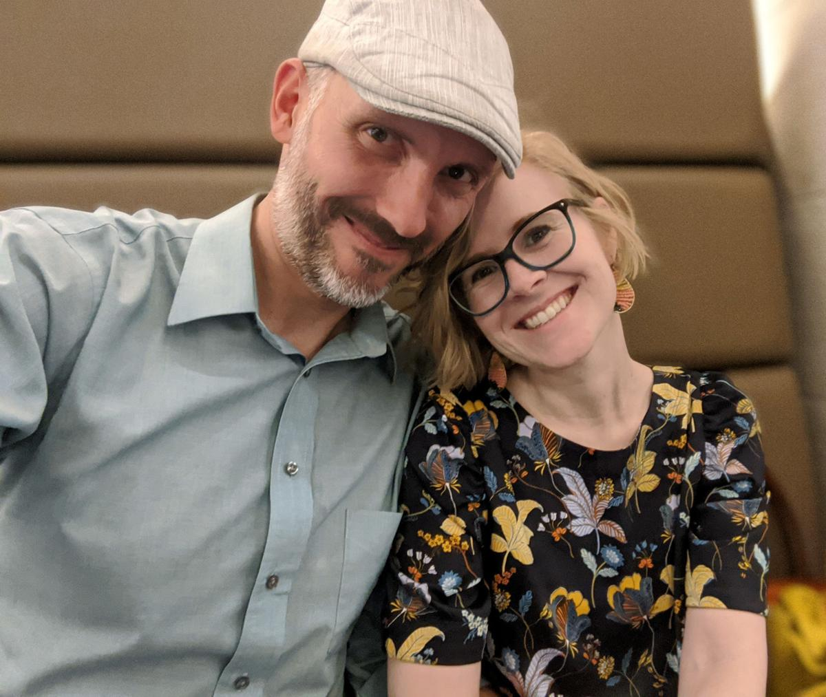 A pandemic year couldn't stop this whirlwind romance