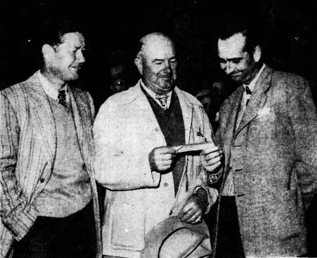 Tucson Open 1945
