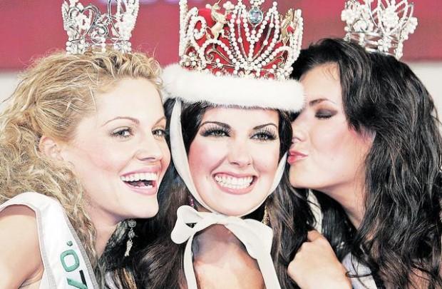 Es Priscila Perales Miss Internacional