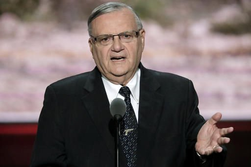 Arizona Sheriff-Racial Profiling